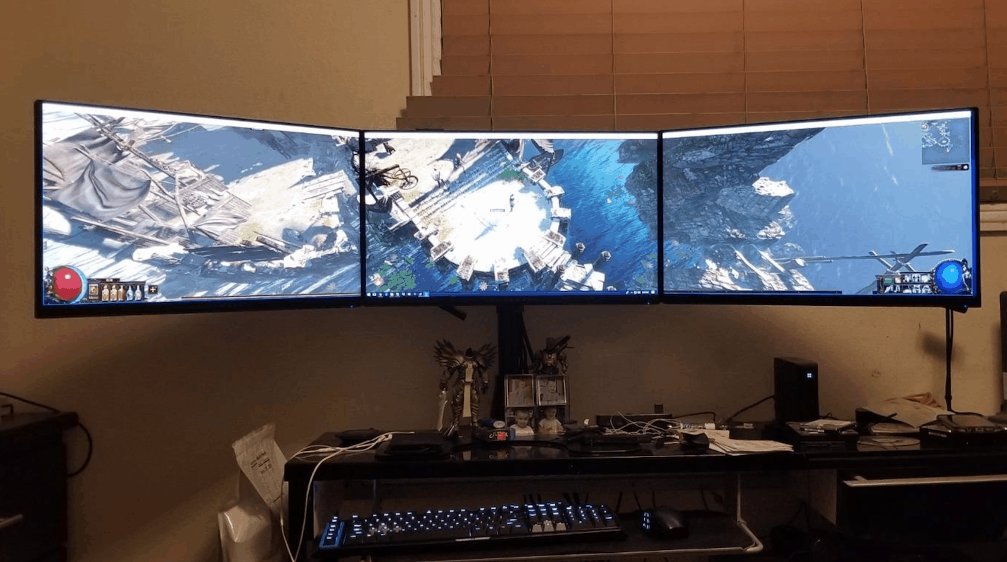 Best 4K Gaming Monitor 144 Hz [Top 5 Guide]