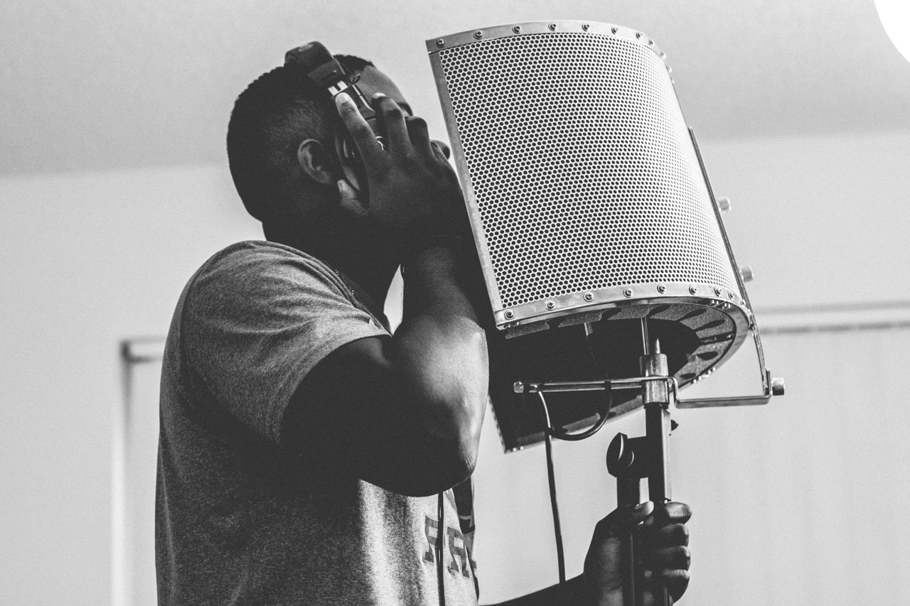Best microphone recording vocals