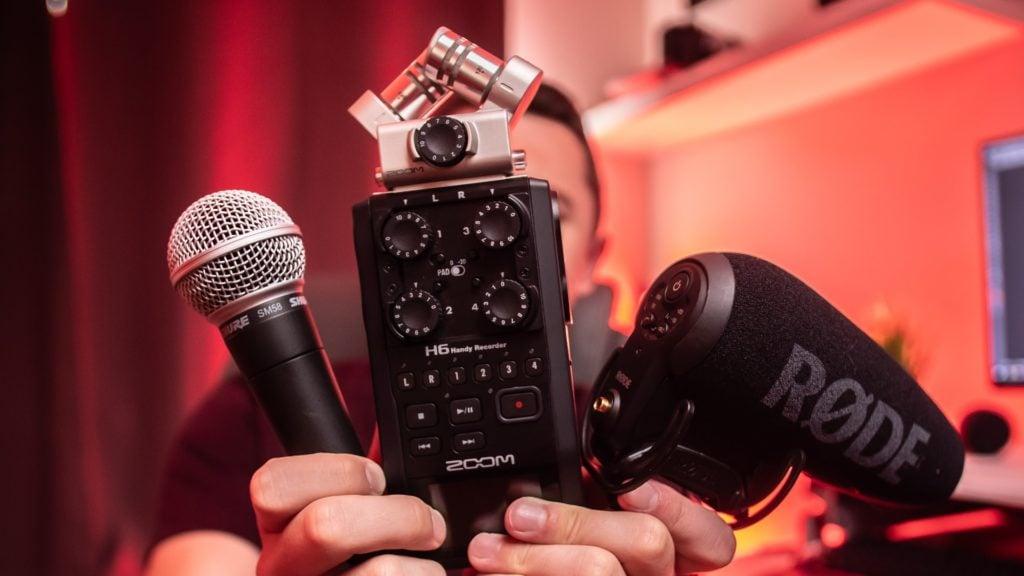 Microphone equipment